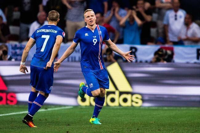 FCN: Avec l'Islande, Sigthorsson sauve sa peau à Nantes