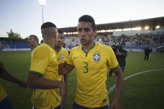 JO : Marquinhos et Neymar dans les 18 du Brésil, pas Thiago Silva !