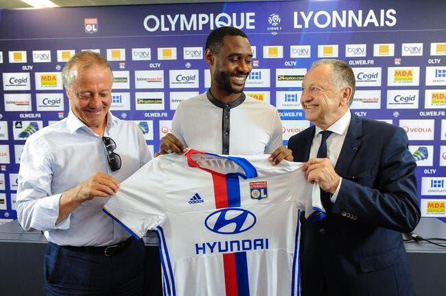 OL : Avec Nkoulou, Lyon veut être le poil à gratter du PSG