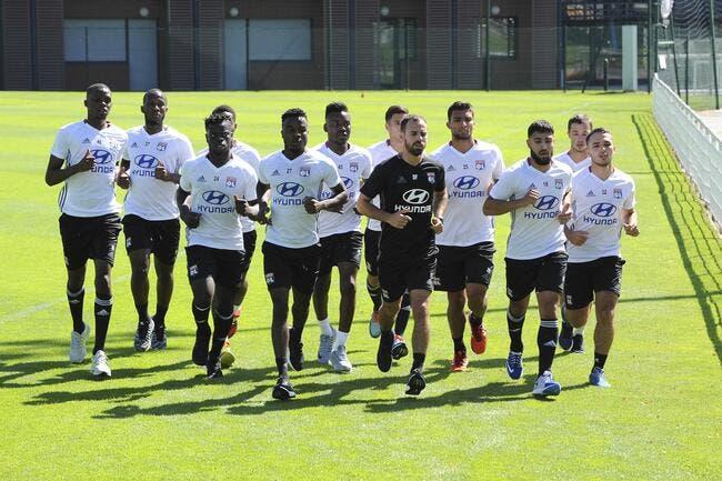 OL : Canal+ diffusera 5 matches de préparation de Lyon