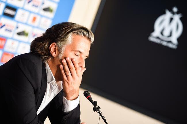 OM : Labrune ne répond pas aux rumeurs de départ, il bosse