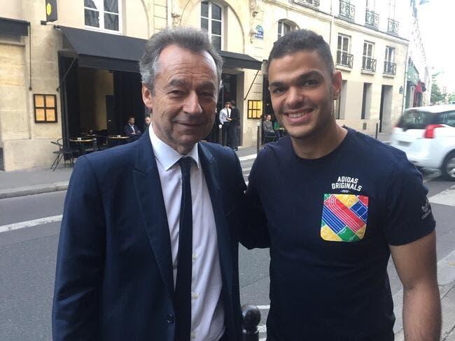 PSG : Denisot confirme pour Ben Arfa au Paris SG
