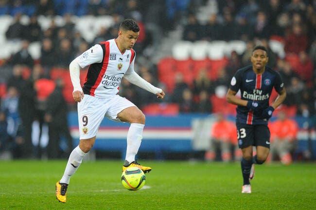 PSG : Hatem Ben Arfa confirmé au Paris SG jeudi ?
