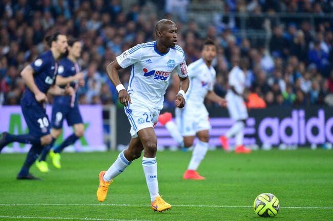 OM: Fanni arrive à Marseille