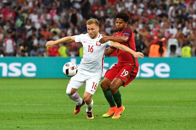 Pologne - Portugal : 1-1, 3-5 tab