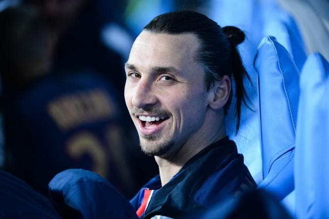 Zlatan Ibrahimovic jouera bien à Manchester United !
