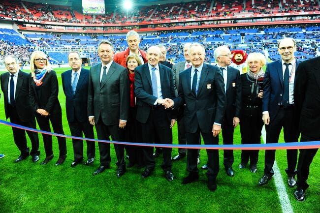 OL: Aulas prévient les grands d'Europe, Lyon va revenir