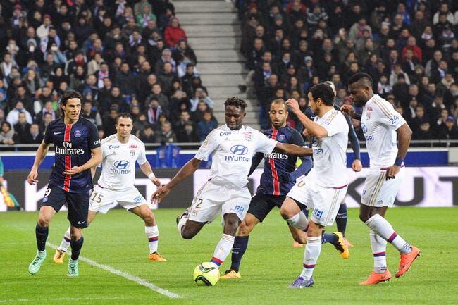 OL-PSG : Paris n'avait pas « branché la prise » contre Lyon