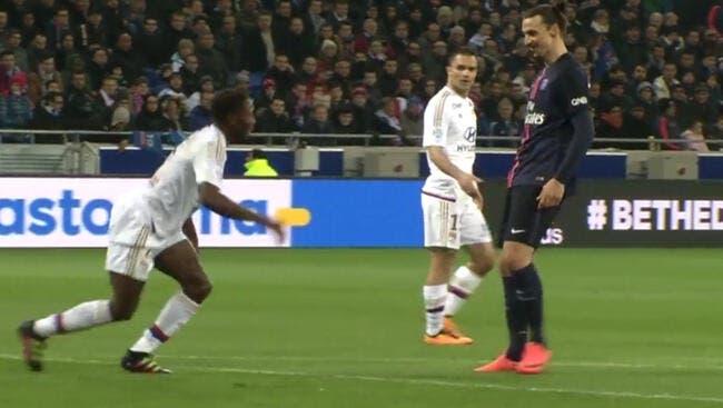 OL-PSG : Yanga-Mbiwa chambre Ibrahimovic, il prend cher