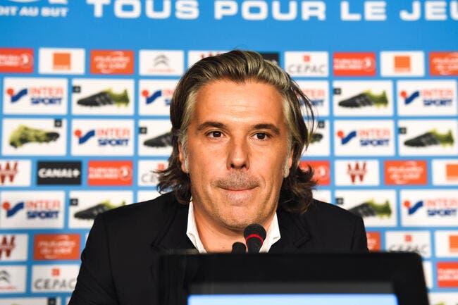 OM : Vincent Labrune n'a pas l'intention de partir de Marseille