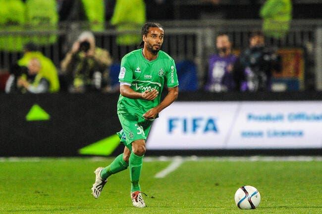 PSG: Un joueur de l'ASSE envoie un énorme tacle à Laurent Blanc