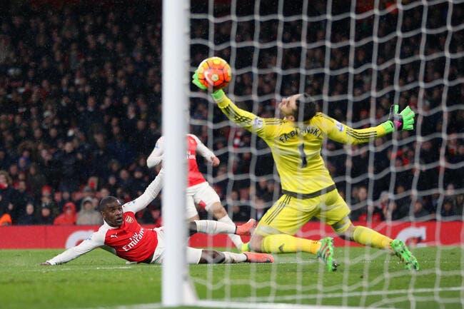 Arsenal - Swansea : 1-2