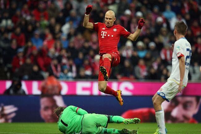 Bayern Munich - Mayence : 1-2