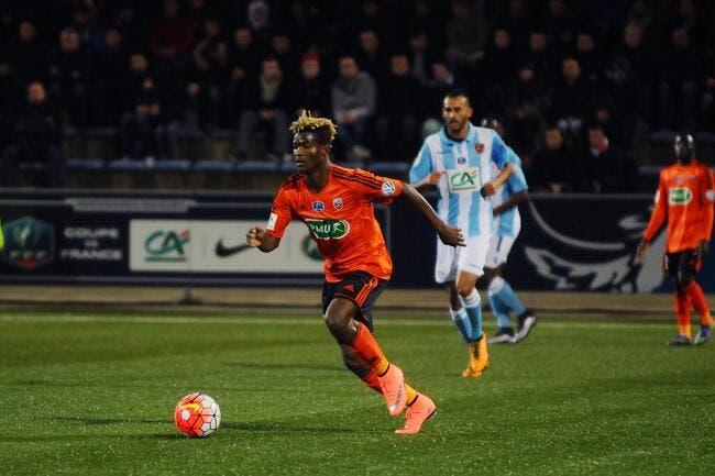 Lorient - GFC Ajaccio : 3-0