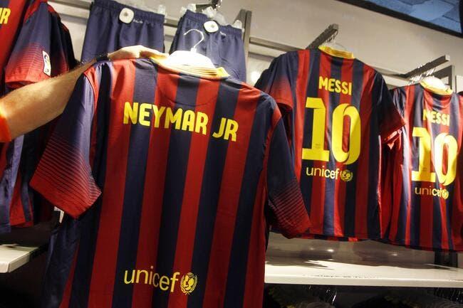 Le Barça loin derrière le Real Madrid malgré un deal à 100ME !