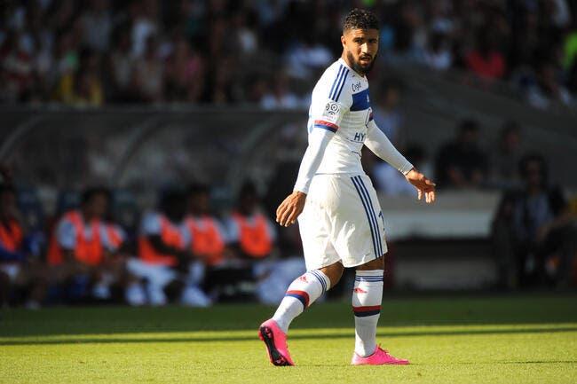 OL : Fékir quittera Lyon «avec respect»