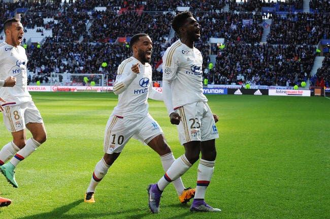 OL : Le Barça vient superviser un cadre de Lyon… suspendu !