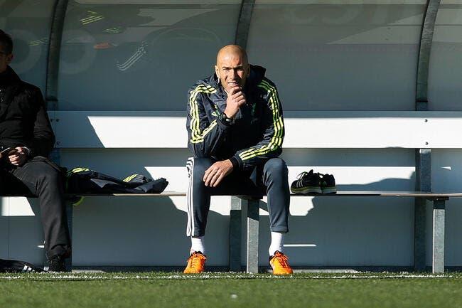 Real Madrid : Le remplaçant de Zidane déniché en Italie ?
