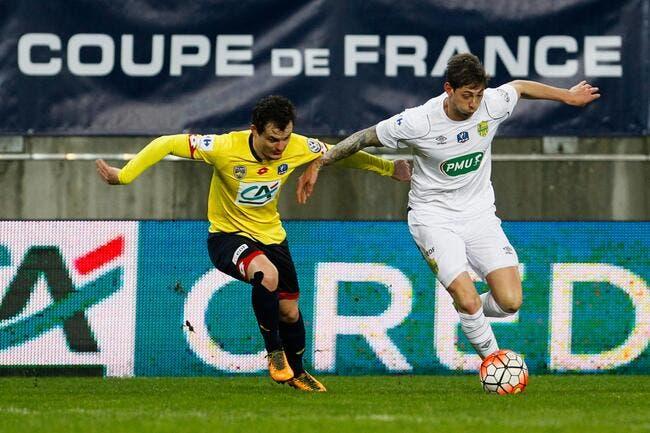 Sochaux fait tomber Nantes de très haut !