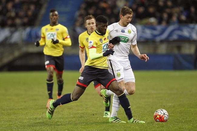 Sochaux - Nantes : 3-2 (ap)