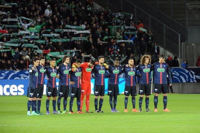 ASSE: L'incroyable aveu de Caïazzo après le match face au PSG