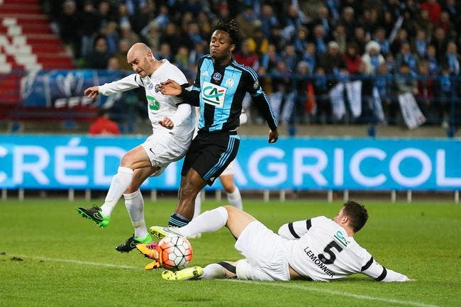 Granville-OM : Marseille gâche beaucoup mais passe en demi-finales