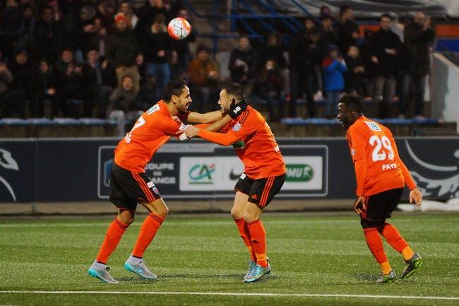 Lorient : « Écrire une page d'histoire » contre le PSG, Ripoll y croit !
