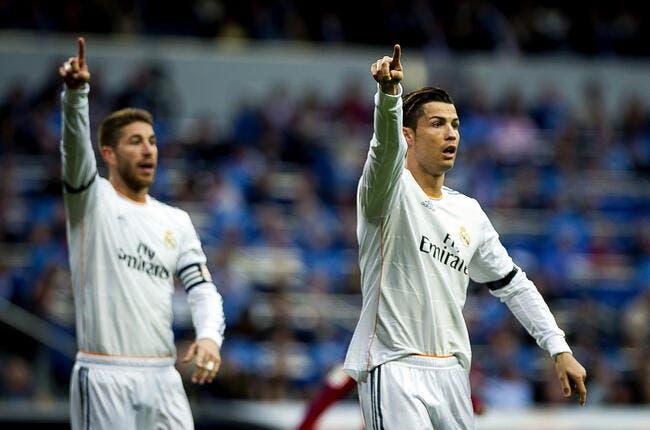Real : Cristiano Ronaldo et Ramos dépriment, Man United jubile !