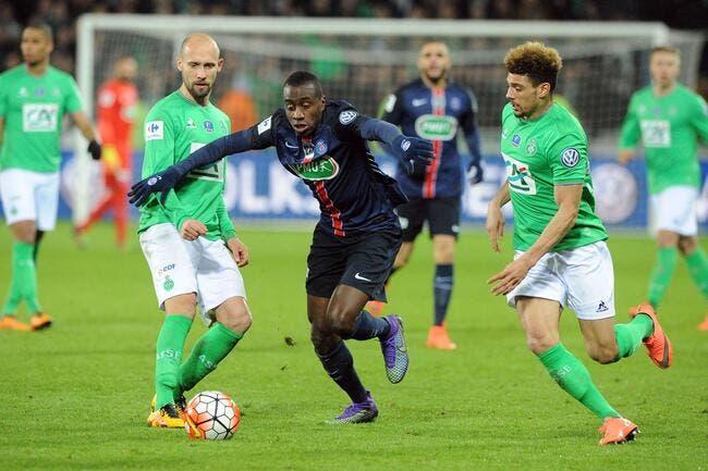 ASSE : Le PSG était prenable, le podium aussi pense Malcuit