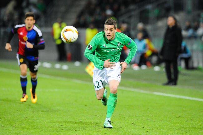 ASSE: Sans Hamouma, Tannane et Bahebeck contre Angers