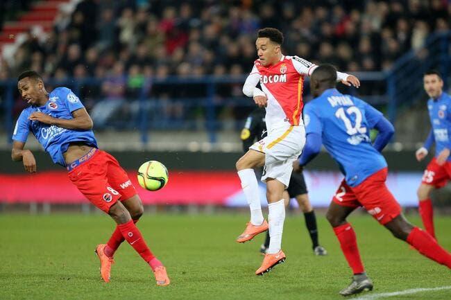 Caen-Monaco : Folle fin de match sur un champ de patates