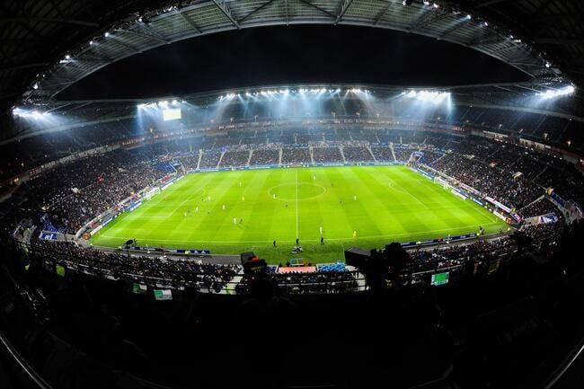 OL: Canal+ est accroc au Parc Olympique Lyonnais