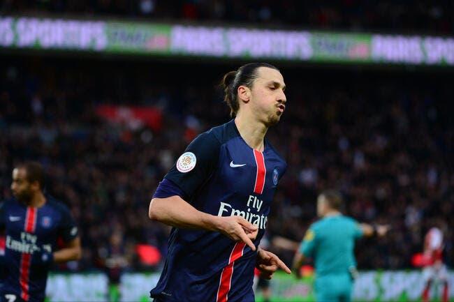 PSG: Que viendrait faire Ibrahimovic à West Ham ?