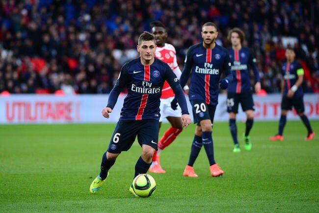 PSG : Sans Verratti et Matuidi contre Montpellier