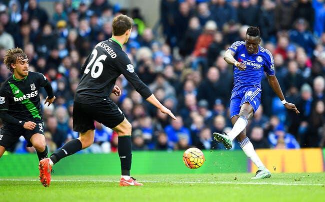 Chelsea - Stoke City : 1-1