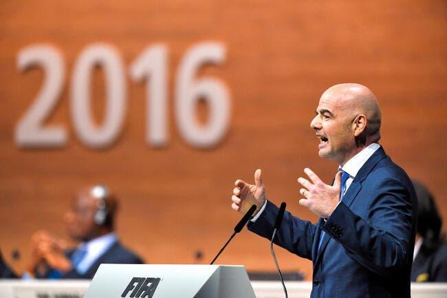 FIFA : L'arbitrage vidéo sera testé pendant deux ans !
