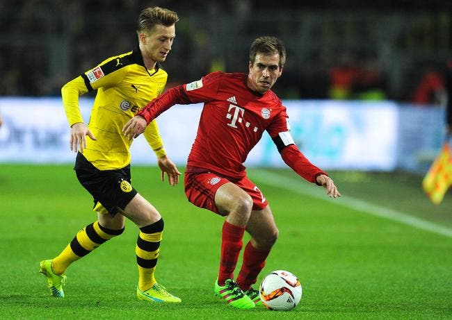 Le Bayern Munich neutralise Dortmund