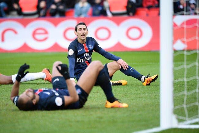 Le PSG ne fait pas le plein avant Chelsea