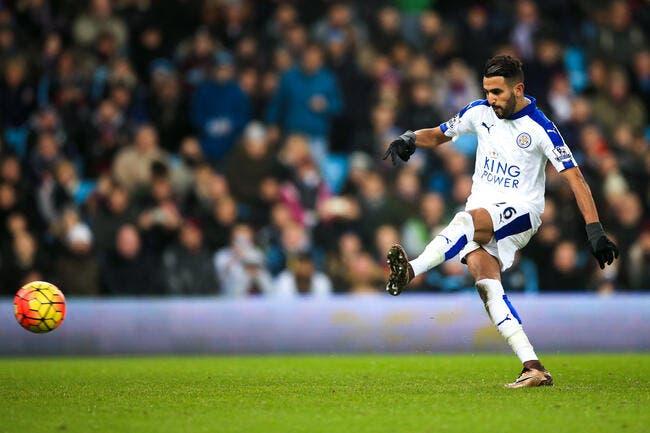 Leicester fait le break et peut rêver du titre !