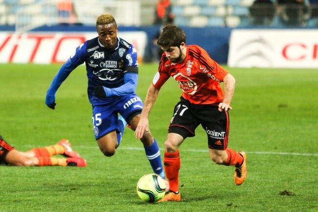 Lorient : Même sans jeu, Ripoll sait se satisfaire
