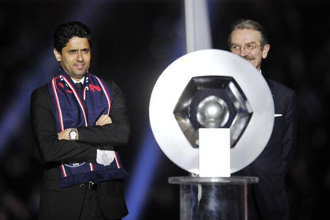 PSG : Paris champion de France  dimanche prochain à Troyes si...