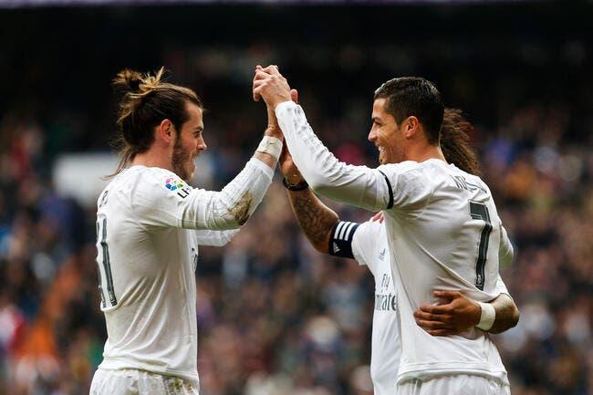 Real Madrid - Celta Vigo : 7-1 et un quadruplé de Cristiano Ronaldo !