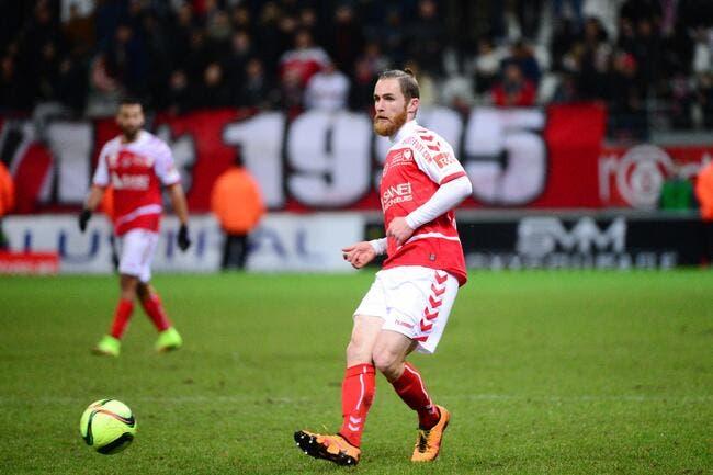 Reims : Guégan détruit littéralement un de ses joueurs