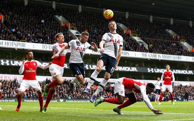 Tottenham - Arsenal : 2-2