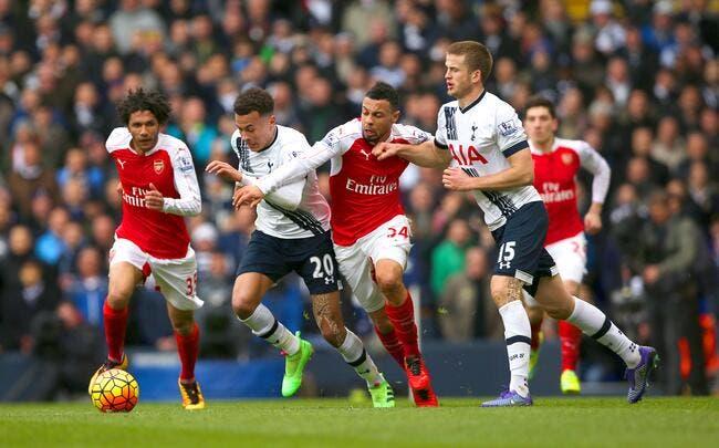 Tottenham-Arsenal, un gros derby...mais deux perdants