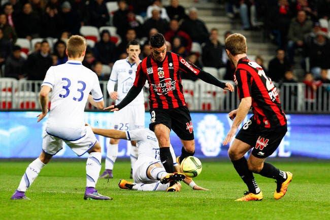 Troyes avoue que Nice + Ben Arfa c'était trop