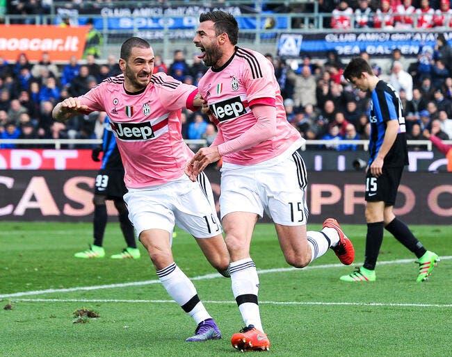 Atalanta - Juventus : 0-2