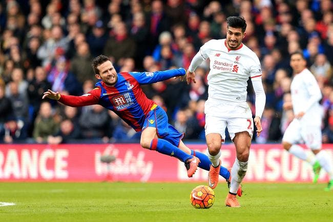 Crystal Palace - Liverpool : 1-2