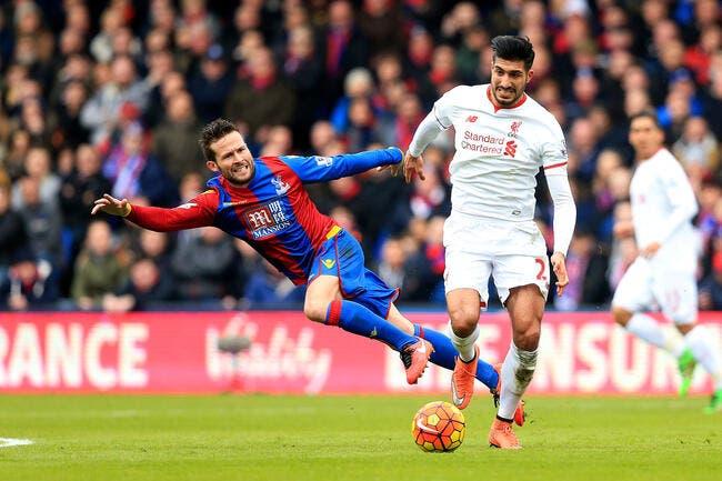Crystal Palace - Liverpool : 1-2