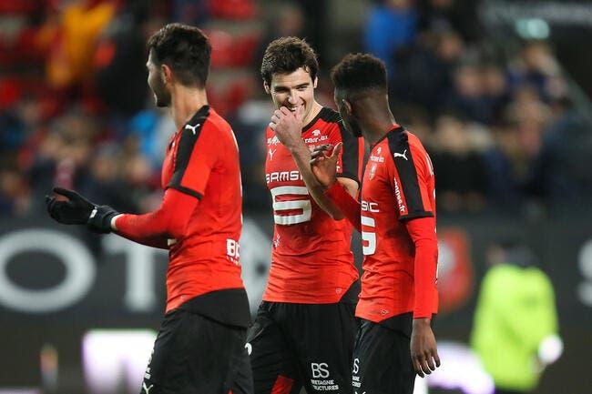 Dembélé met le feu, Rennes explose Nantes